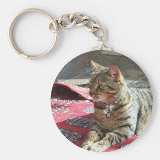 猫のキーホルダー: Minnie Minx キーホルダー