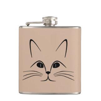 猫のフラスコ フラスク