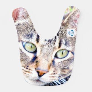 猫のベビー用ビブ ベビービブ