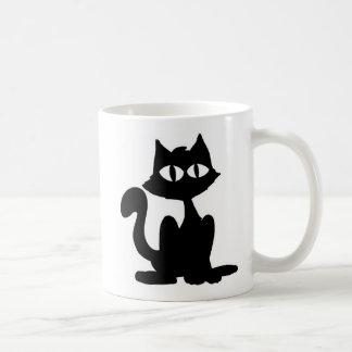 猫のマグ コーヒーマグカップ