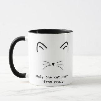 猫のマグ マグカップ