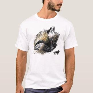猫のワイシャツ1 Tシャツ