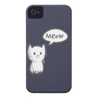 猫の例 Case-Mate iPhone 4 ケース
