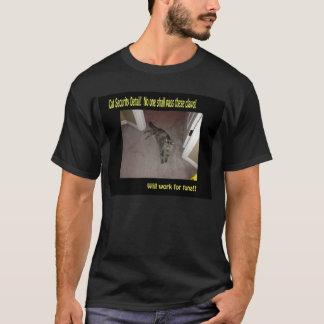 猫の保証Tシャツ Tシャツ
