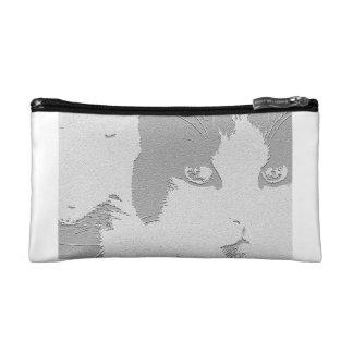 猫の化粧品袋-親切なギフトの1 コスメティックバッグ