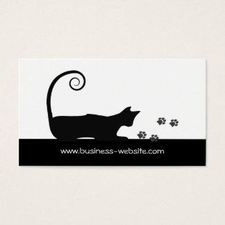 猫の名刺 名刺