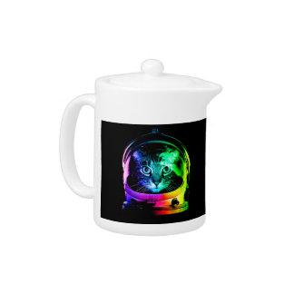 猫の宇宙飛行士-宇宙猫-おもしろいな猫