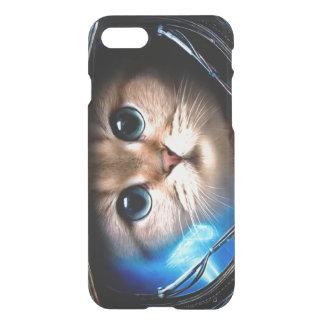 猫の宇宙飛行士 iPhone 7ケース