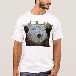猫の巣箱のTシャツ Tシャツ