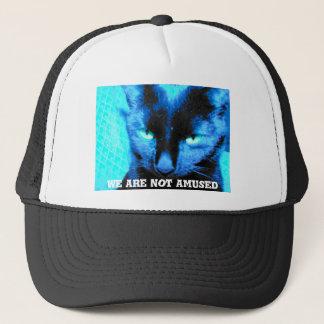 猫の帽子: 私達は楽しみません キャップ