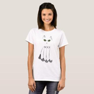 猫の幽霊 Tシャツ