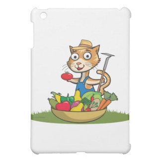 猫の庭師 iPad MINIケース