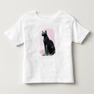猫の彫刻、遅い期間 トドラーTシャツ