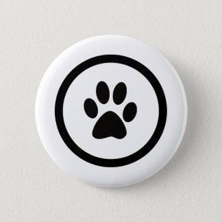 猫の手紋 缶バッジ