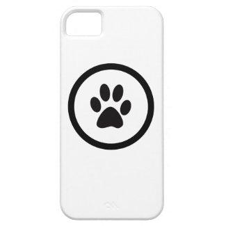 猫の手紋 iPhone 5 Case-Mate ケース