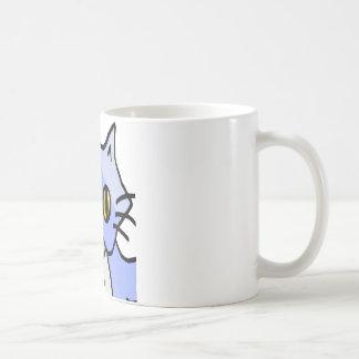 猫の抱擁2 コーヒーマグカップ