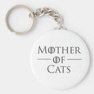 猫の母 キーホルダー