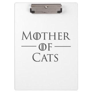 猫の母 クリップボード