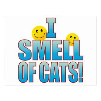 猫の生命Bの臭い ポストカード