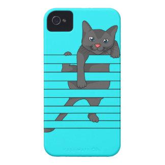 猫の登山 Case-Mate iPhone 4 ケース