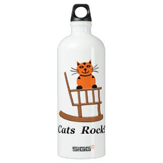 猫の石 ウォーターボトル