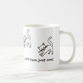 猫の破片 コーヒーマグカップ