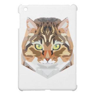 猫の芸術 iPad MINIケース