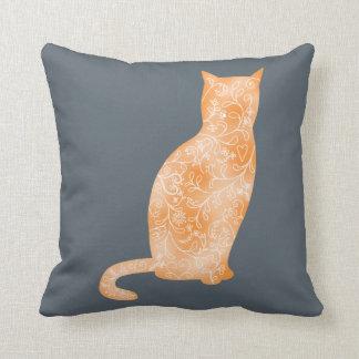 猫の装飾用クッション猫の芸術のクッションのBohoの家の装飾 クッション
