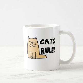 猫の規則! コーヒーマグカップ