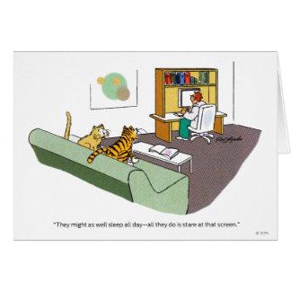 猫の話 カード