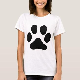 猫の足跡 Tシャツ