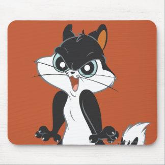猫の足Angry2 マウスパッド