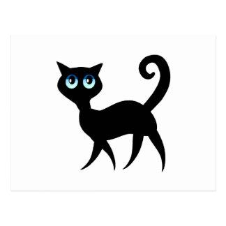 猫の郵便はがき ポストカード