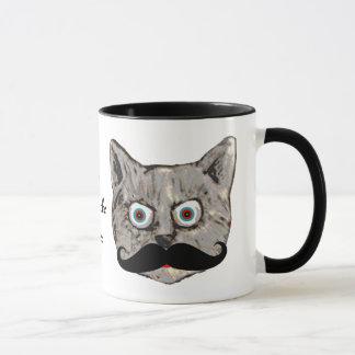 猫の髭 マグカップ