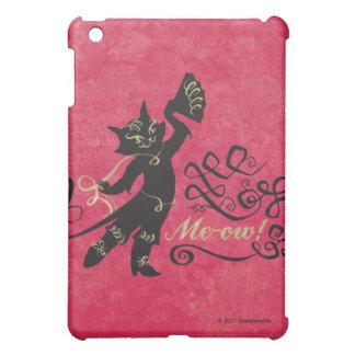 猫の鳴き声! iPad MINI カバー