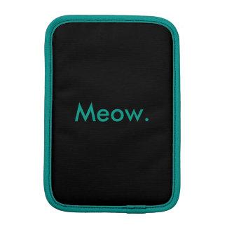猫のiPad Miniスリーブ iPad Miniスリーブ