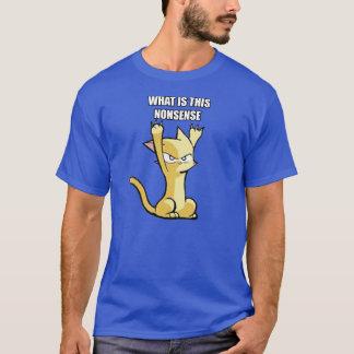 猫のTシャツ Tシャツ