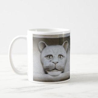 猫はマグに直面します コーヒーマグカップ