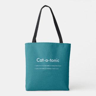 猫トニックのトート トートバッグ