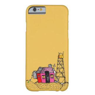 猫傷タワーの箱 BARELY THERE iPhone 6 ケース