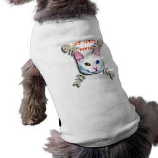 猫及び魚の骨#2ペット衣類 ペット服