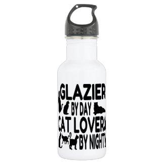 猫好きのガラス工 ウォーターボトル