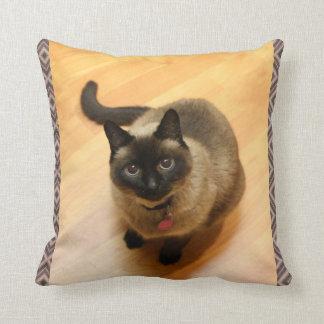 猫好きの枕 クッション