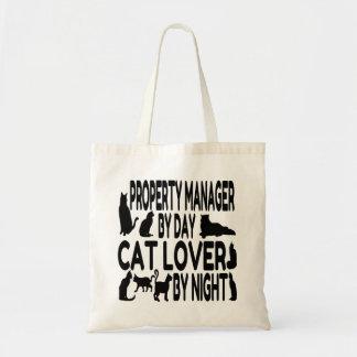 猫好きの特性マネージャー トートバッグ