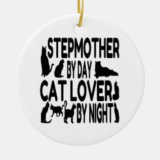猫好きの義母 セラミックオーナメント