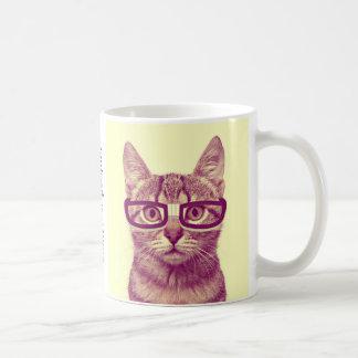 猫好きは最も頭が切れるな人々です! コーヒーマグカップ
