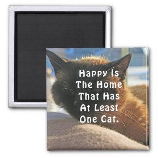猫好き マグネット