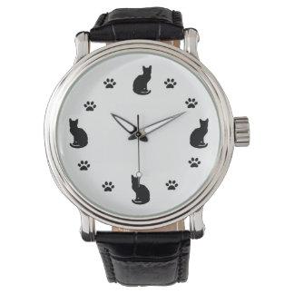 猫好き 腕時計