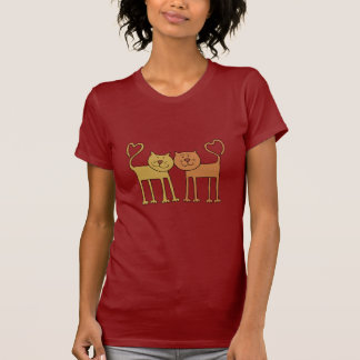猫愛 Tシャツ