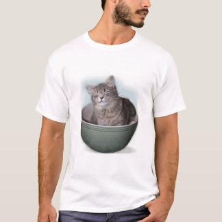 「猫昼寝」の2 Tシャツ
